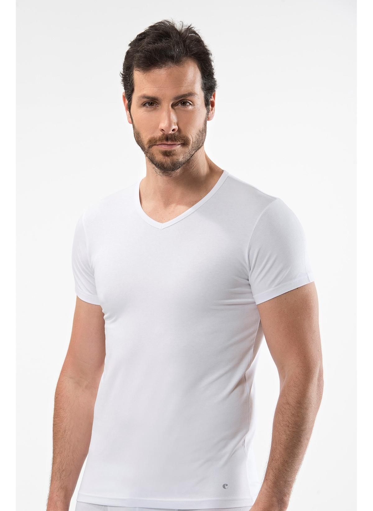 Erkek Cacharel Tişört